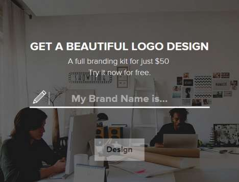 Affordable Branding Services - Tailor Brands Offers a Full and Stylish Branding Kit for Only $50