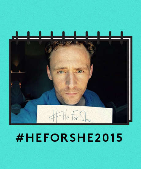 Studly Equality Calenders - Emma Watson's HeForShe Movement Has Some Handsome Supporters