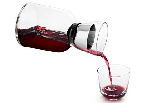 Aerating Wine Carafes - The WW Carafe Will Intensify the Flavor of Your Drink