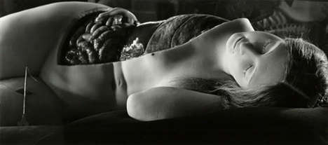 Gruesome Mid-20th Century Photography - Herbert List Captured Surreal Images Way Before Photoshop