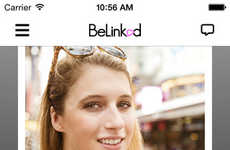 Business Dating Apps - BeLinked is Like a Cross Between Tinder and a Linkedin Dating App