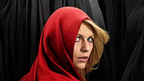 Bomb-Simulating Phone Ads - Homeland's Fourth Season is Marketed with Quite the Bang