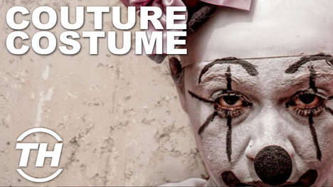 Couture Costumes - Armida Ascano Counts Down her Favorite Fashionable Halloween Costume Ideas