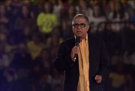 Empowering Emotional Energy - Deepak Chopra's Speech to Youth Discusses How to Change the World