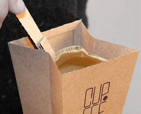 Brown Bag Coffee Designs