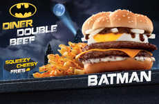 McDonald's Hong Kong is Serving The Brand's New Batman Burger