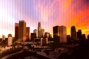 Michael Marker-Moore Captures Breathtaking City Sunsets