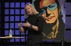 Artistic Brand Strategy - Erik Wahl's Innovative Creativity Keynote Explores How to Embrace Talent