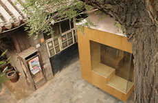 Revitalized Ancient Courtyards - 'Micro-yuan'er' Transforms a Courtyard into a Renewed Art Space
