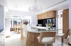 This Contemporary Kitchen Design Adds a Modern Touch to Homes
