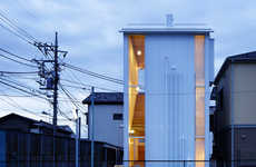 Takahashi Maki and Associates Build a Thin Home in Japan