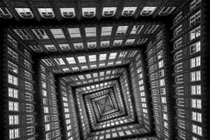 Markus Studtmann Channels Hitchcock's 'Vertigo' in His Work