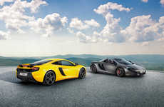 The 625c McLaren is Geared Towards the Asian Market