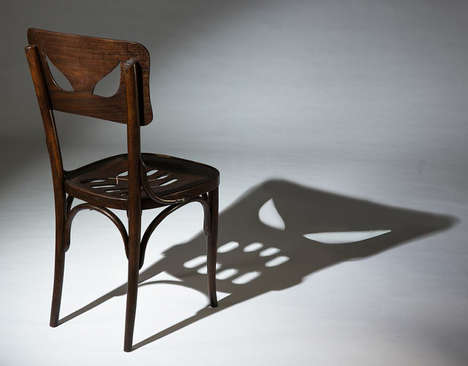 Psychology-Driven Chairs - Yaara Derkel Presents 'Coppelius' to Challenge the Mind