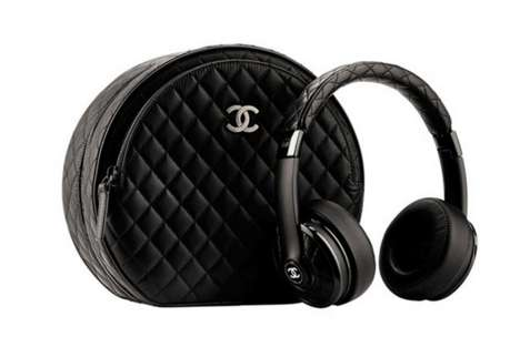 Luxe Designer Headphones (UPDATE) - The Chanel x Monster Collaboration Will Retail for $5,000 USD