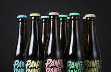 PangPang Brewery Has a Vibrant and Memorable Design