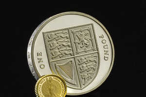This Small Coin from the Royal Mint Revives the Image of Britannia