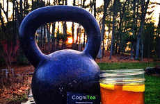 Energy-Boosting Teas - CogniTea's Tea for Health Naturally Enhances Mental Focus & Productivity