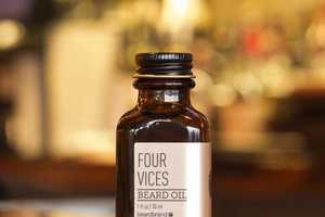 The Beardbrand Four Vices Collection Provides Facial Hair Care