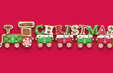 3D Gingerbread Packaging Concepts - Tim Cooper Created 3D Imagery for a Children Christmas Range