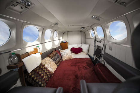 15 Examples of Romantic Tourism - From Short Stay Accommodations to Romantic Mile High Airlines