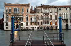Opulent Canal Resorts - The Aman Canal Grande is Romantic and Luxurious