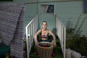 David Waldorf Captures the Static Life of Trailer Park Residents