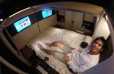 Luxe Airline Accommodations - A Singapore Airlines Suites Class Flight Will Cost You $18,400