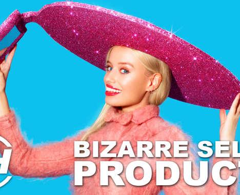 Bizarre Selfie Products
