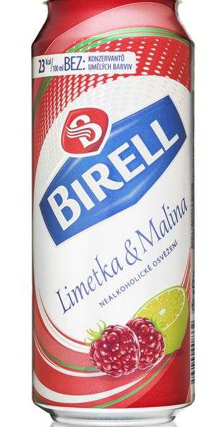 Temperature Sensitive Cans - The Birell Re-Design Features Thermochromic Ink