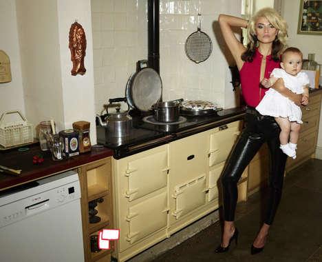 Hot Housewife Editorials