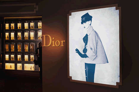 11 Innovative Retail Reveals - From Interactive Digital Showrooms to Retrospective Fashion Museums