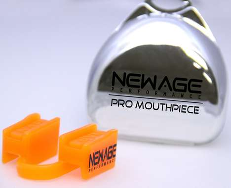 Workout-Enhancing Mouthpieces