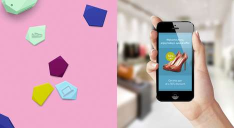 Top 35 Retail Ideas in October - From Beacon Location Devices to Fantastical Scarf Webshops