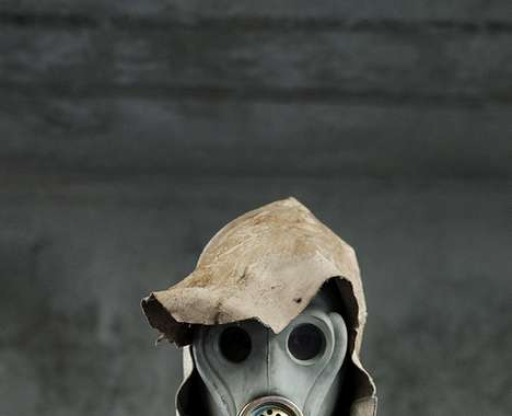 Gloomy Gas Mask Editorials