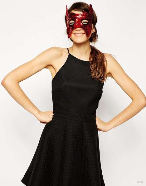 Chic Halloween Attire - ASOS Launches an Online Shop Dedicated to the Spooky Holiday
