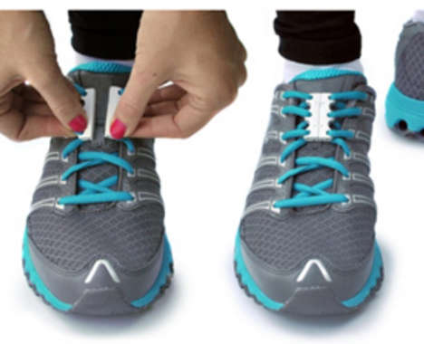 Footwear Fastening Magnets