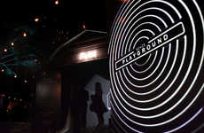 Immersive Audio-Visual Installations