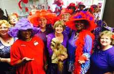 The Red Hat Society Reshapes the Way One Looks at Women