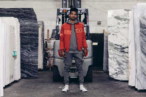 The 10.Deep Fall Lookbook is Cool and Comfortable