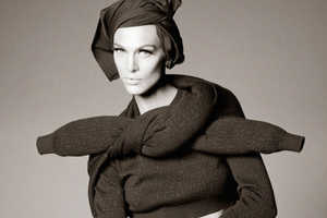 Vogue Italia's October Issue Teaches Us How to Layer