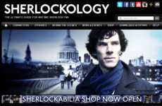British TV Show Fansites - Sherlockology is the Ultimate Destination for BBC Sherlock Fans