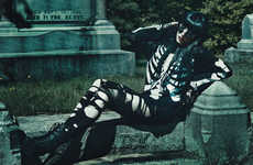 Gothic Graveyard Lookbooks - Killstar's Witches Be Trippin Catalog Boasts Edgy Occult Fashions