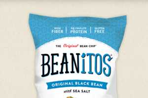 Beanitos' Flavored Chips Have a Base of Beans Rather Than Potatoes