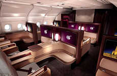 Luxury Airplane Suites