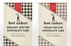 Specialty Chocolate Cakes - This Cakery Makes Decadent Vegan & Organic Chocolate Desserts