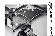 Romantically Poetic Editorials - Model Marta Dyks Stars Alongside Her Boyfriend in ELLE Poland