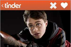 The Fake Tinder Profiles Imagine Harry Potter Characters Looking for Adult Fun