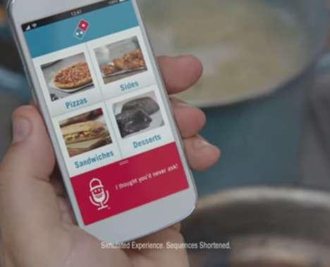 Pizza Assistant Commercials