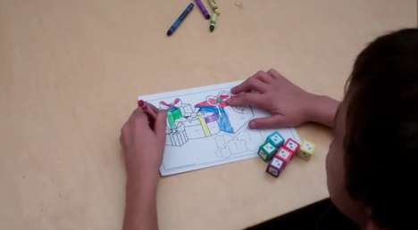 Group Coloring Games - Chroma Cubes Challenges You to Be Quick & Creative
